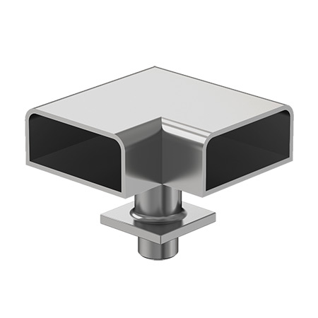 30x80 90° Corner Connection Kit with Joint