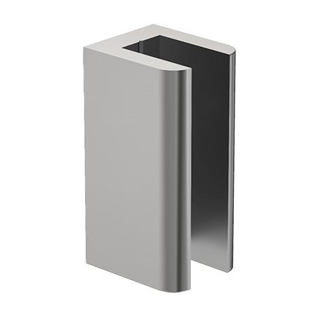 Square Strut Glass Handle